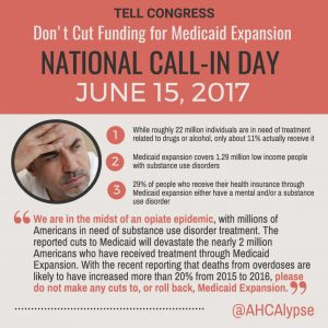 National Call In Day